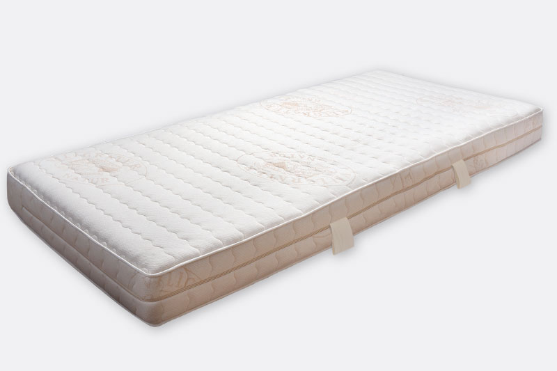 Matratze-versteppte-Baumwolle